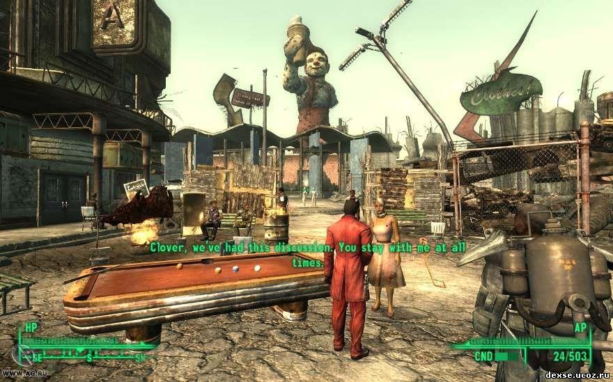 New vegas бесплатно через торрент на. . Fallout new vegas update 7 crack.